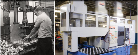 About J&M Machining - Muskegon, MI
